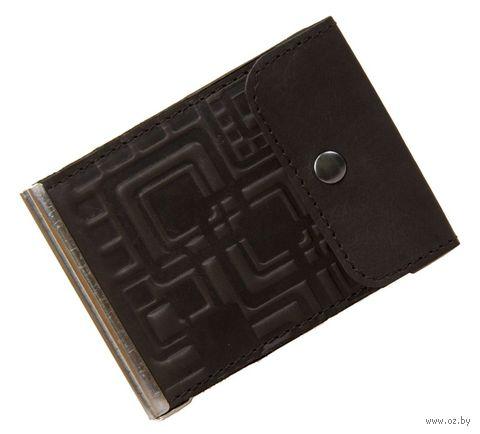 Зажим для денег (арт. КГЗ-10-027) — фото, картинка