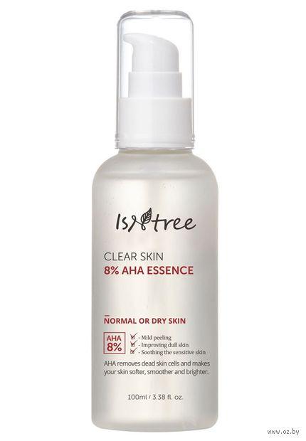 """Сыворотка для лица """"Clear Skin 8% Aha Essence"""" (100 мл) — фото, картинка"""