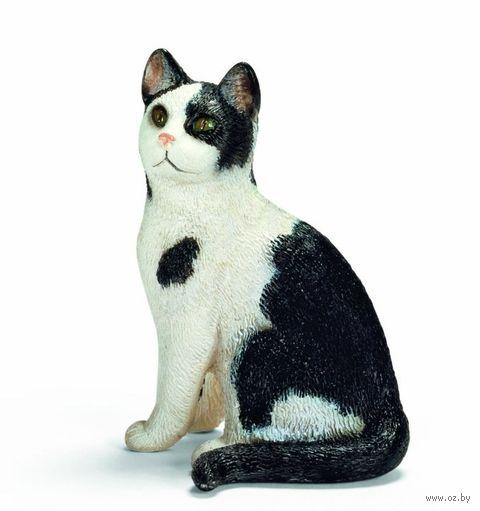 "Фигурка ""Кошка сидит"" (4 см)"