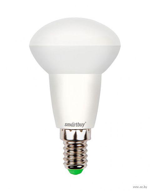 Лампа светодиодная LED R50 6W/4000/E14