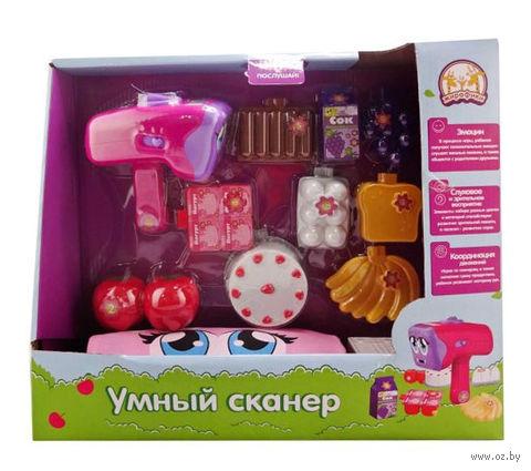 """Развивающая игрушка """"Умный сканер для покупок"""" (со звуковыми эффектами)"""