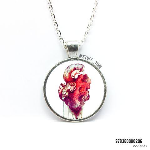 """Кулон """"Сердце"""" (арт. 206) — фото, картинка"""
