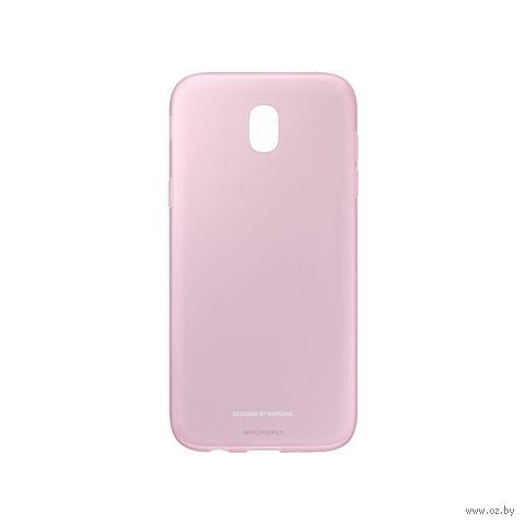 Чехол для телефона Samsung Galaxy J7 Jelly Cover (2017) — фото, картинка