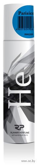 """Ароматизатор-спрей """"He"""" (parisienne; арт. RW6209) — фото, картинка"""