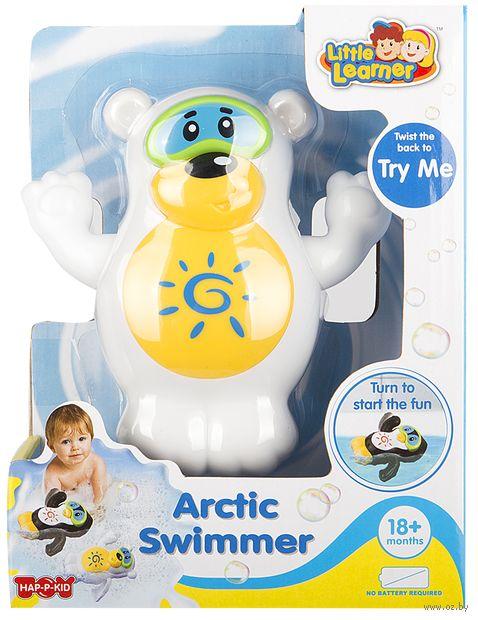 """Заводная игрушка для купания """"Северный медведь"""" — фото, картинка"""