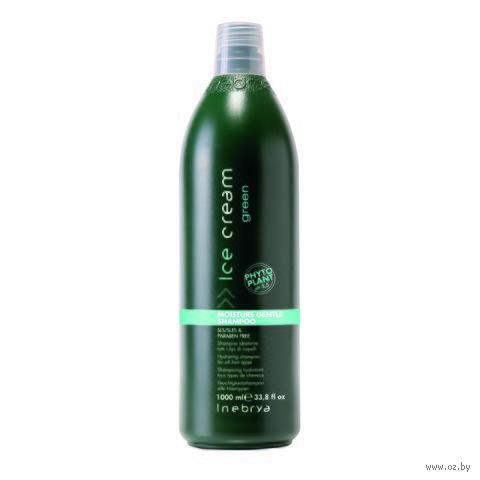 "Шампунь для волос ""Moisture gentle"" (1000 мл) — фото, картинка"