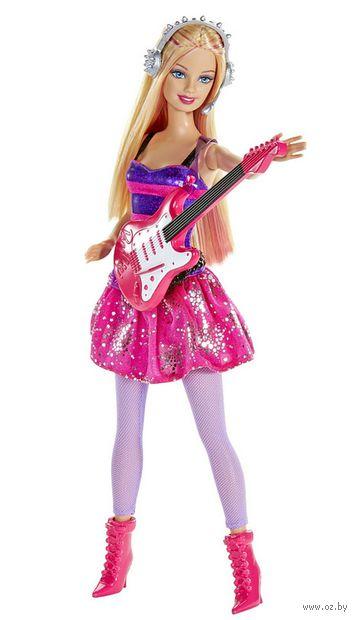 """Кукла """"Барби. Кем быть?"""" (рок-музыкант)"""