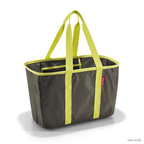 "Корзина складная ""Mini maxi basket"" (dark olive)"
