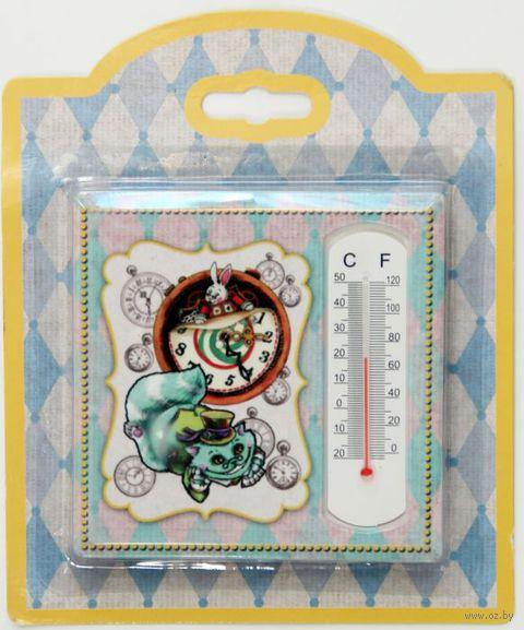 "Термометр ""Чеширский кот"" (арт. 40974) — фото, картинка"