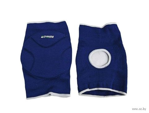 Наколенники волейбольные AKP-03 (M; синие) — фото, картинка