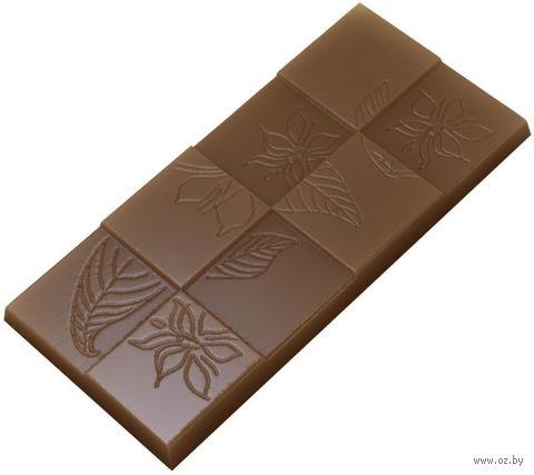 """Форма для изготовления мыла """"Шоколад. Лесенка"""" — фото, картинка"""
