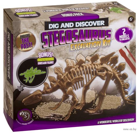 "Набор палеонтолога ""Раскопки динозавра"" (арт. DV-T-987) — фото, картинка"