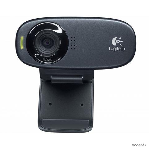 Веб-камера Logitech HD C310 — фото, картинка
