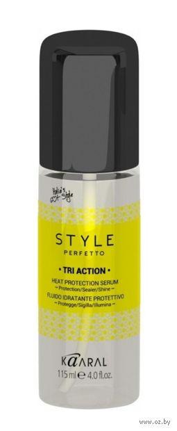 """Сыворотка для волос """"Tri Action"""" (115 мл) — фото, картинка"""