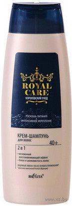 Крем-шампунь для волос 2в1 (400 мл)