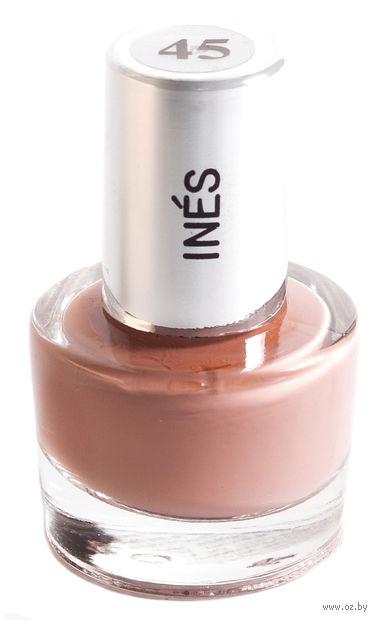 """Лак для ногтей """"Ines"""" (тон: 45)"""