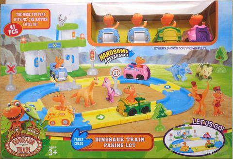 """Игровой набор """"Поезд Динозавров"""" — фото, картинка"""