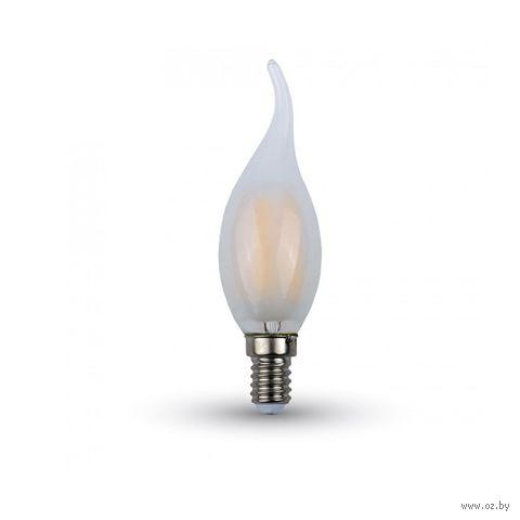 Филаментная лампа V-TAC VT-1937 4 ВТ, Е14, 2700К — фото, картинка