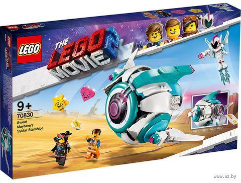 "LEGO The Lego Movie 2 ""Падруженский Звездолёт Мими Катавасии"" — фото, картинка"