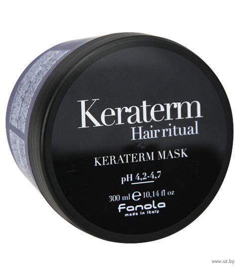 "Маска для волос ""Keraterm"" (300 мл) — фото, картинка"