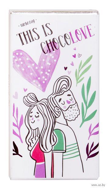 """Шоколад молочный """"Chocolove"""" (50 г) — фото, картинка"""