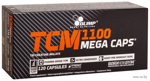 """Креатин """"TCM Mega Caps"""" (120 капсул) — фото, картинка"""