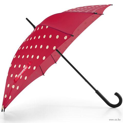 """Зонт """"Umbrella"""" (ruby dots)"""