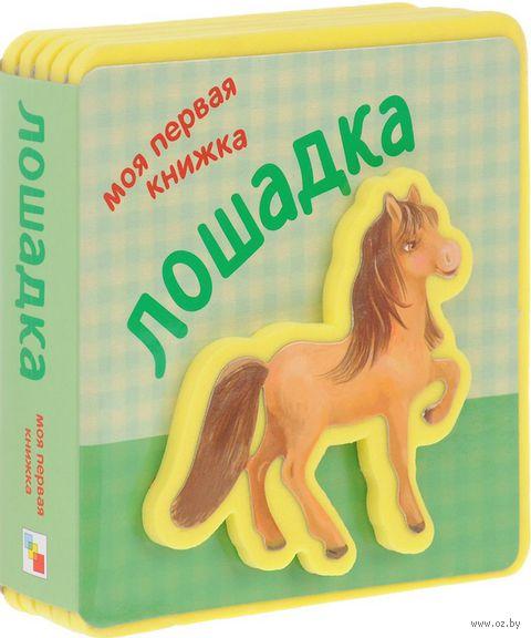 Лошадка. Моя первая книжка — фото, картинка