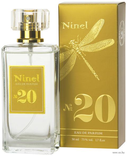 """Парфюмерная вода для женщин """"Ninel №20"""" (50 мл) — фото, картинка"""