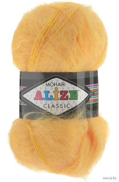 ALIZE. Mohair Classic №216 (100 г; 200 м) — фото, картинка