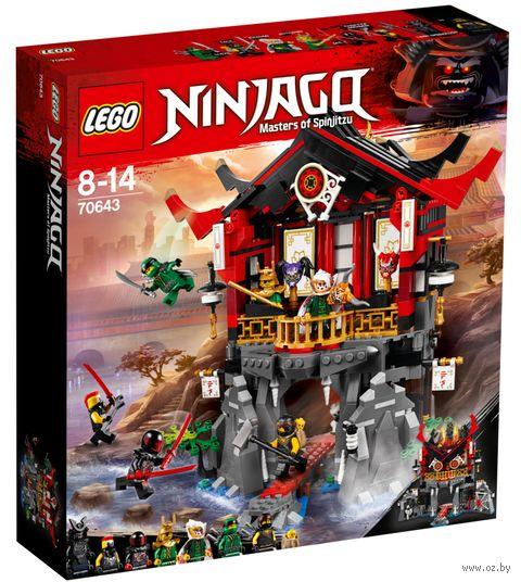 "LEGO Ninjago ""Храм воскресения"" — фото, картинка"