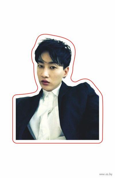 "Наклейка ""Super Junior. Eunhyuk"" (арт. 4) — фото, картинка"