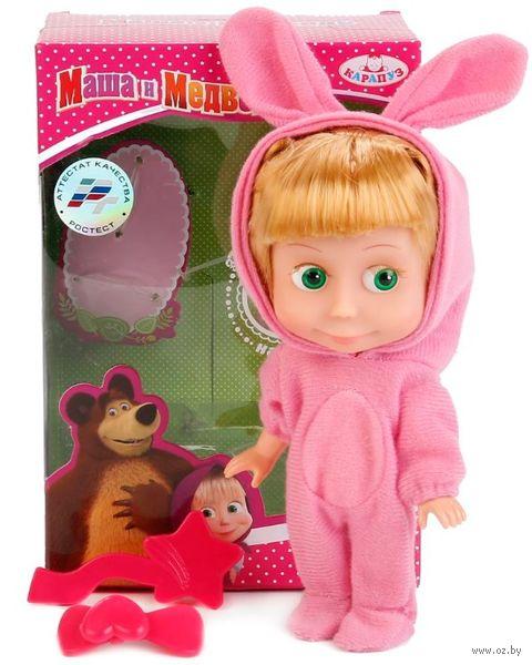 "Кукла ""Маша и Медведь. Маша в костюме зайца"" (арт. 83030EAS (30)) — фото, картинка"