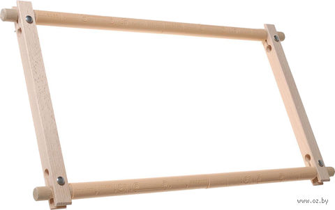 Пяльцы-рамки с клипсой (53x30 см)