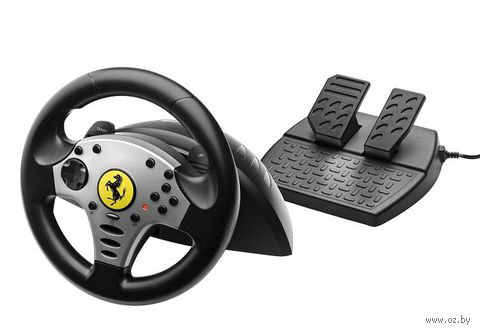 Руль Thrustmaster Ferrari Challenge Wheel, PC/PS3