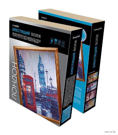 """Фреска с блестками """"Лондон"""" — фото, картинка"""