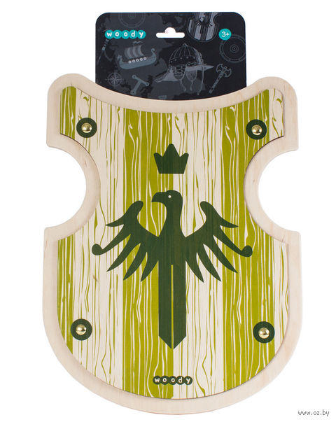 """Игровой набор """"Щит немецкого рыцаря"""" — фото, картинка"""