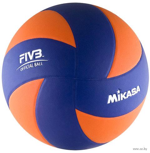 Мяч волейбольный Mikasa MVA 380K OBL — фото, картинка