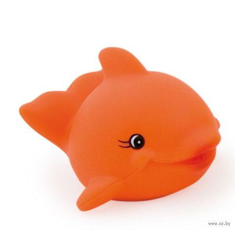 """Набор игрушек для купания """"Рыбка и дельфин"""" (2 шт)"""