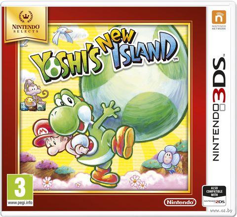 Yoshi`s New Island - Nintendo Select (Nintendo 3DS)