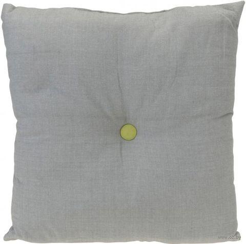 Подушка текстильная декоративная (400х400 мм)