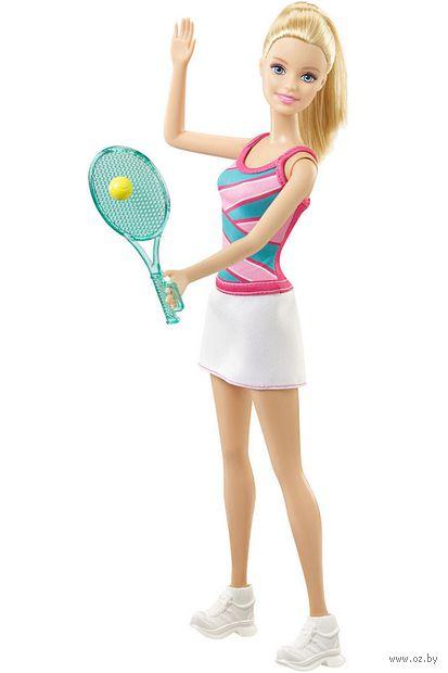 """Кукла """"Барби. Кем быть?"""" (теннисистка)"""