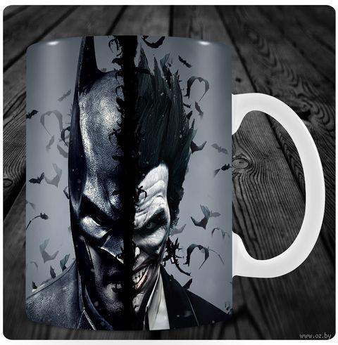"""Кружка """"Бэтмен"""" (арт. 12) — фото, картинка"""