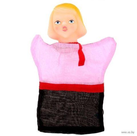 "Мягкая игрушка на руку ""Ванечка"" (25 см)"