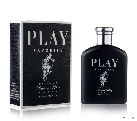 "Туалетная вода для мужчин ""Play Favorite"" (100 мл) — фото, картинка"