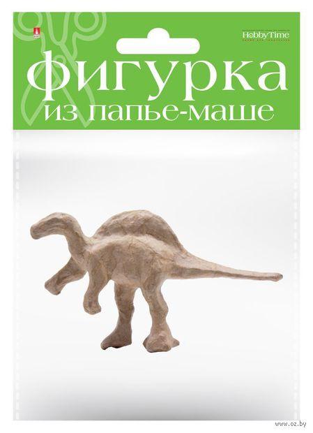 "Заготовка из папье-маше ""Динозавр. Тиранозавр"" (50х165х100 мм) — фото, картинка"