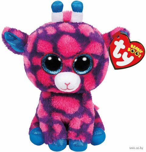 """Мягкая игрушка """"Розовый жираф Sky"""" (24 см) — фото, картинка"""