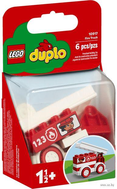 "LEGO Duplo ""Пожарная машина"" — фото, картинка"