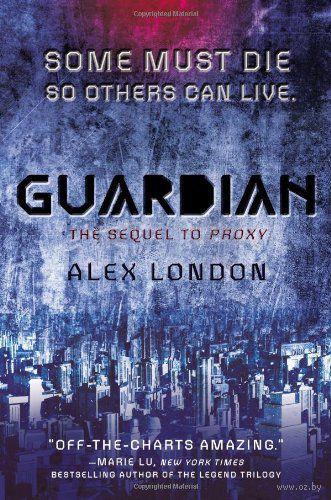 Guardian. Алекс Лондон