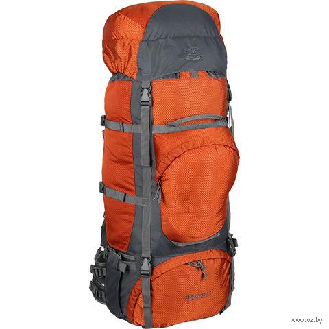 """Рюкзак """"Frontier 85"""" (85 л; оранжевый) — фото, картинка"""